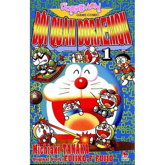 Đội Quân Doraemon (Tập 1)