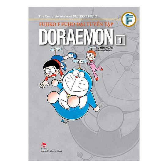 Fujiko F. Fujio Đại Tuyển Tập - Doraemon Truyện Ngắn - Tập 1 (Ấn Bản Kỉ Niệm 60 Năm NXB Kim Đồng)