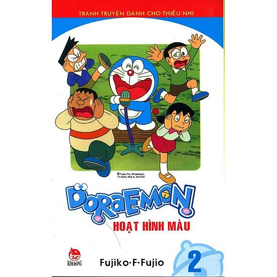 Doraemon Hoạt Hình Màu (Tập 2)