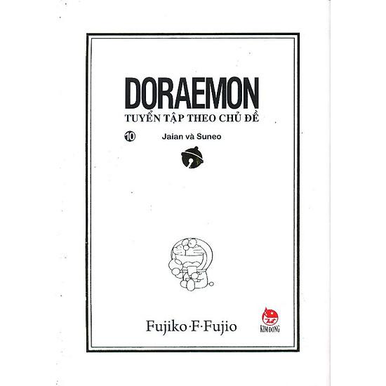 Doraemon Theo Chủ Đề - Tập 10