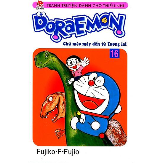 Doraemon – Chú Mèo Máy Đến Từ Tương Lai – Tập 16 (2014)