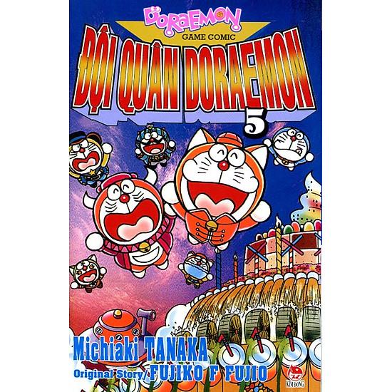 Đội Quân Doraemon (Tập 5)