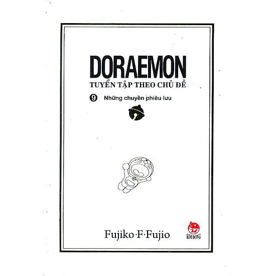 Download sách Doraemon Theo Chủ Đề - Tập 9 (Tái Bản 2015)