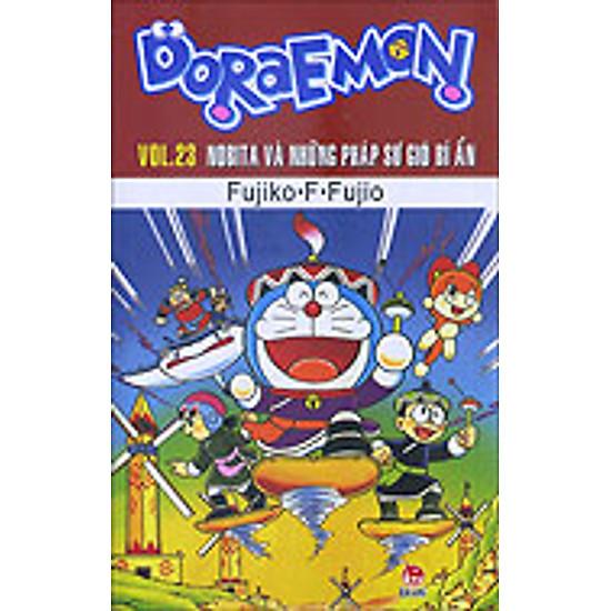 Doraemon - Truyện Dài - Tập 23 - Nobita Và Những Pháp Sư Gió Bí Ẩn (2014)