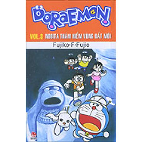Doraemon - Truyện Dài - Tập 3 - Nobita Thám Hiểm Vùng Đất Mới (2014)