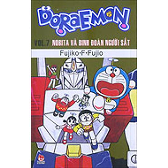 Doraemon - Truyện Dài - Tập 7 - Nobita Và Binh Đoàn Người Sắt (2014)