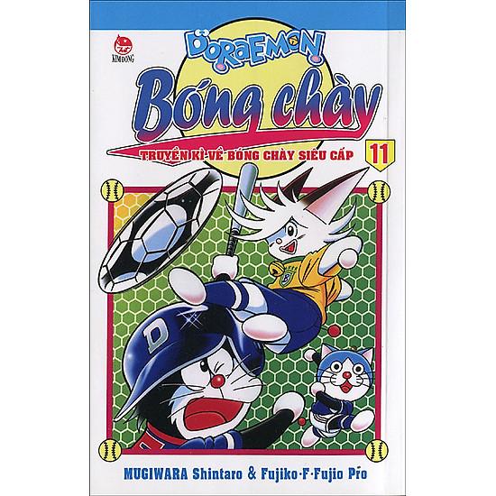 Doraemon Bóng Chày (Phiên Bản Mới) - Tập 11