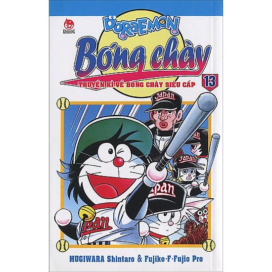 Doraemon Bóng Chày (Phiên Bản Mới) - Tập 13
