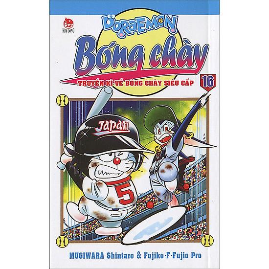 Doraemon Bóng Chày (Phiên Bản Mới) – Tập 16