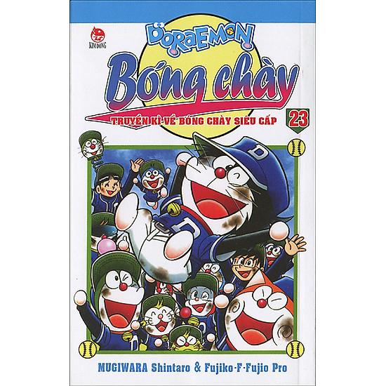 Doraemon Bóng Chày (Phiên Bản Mới) – Tập 23