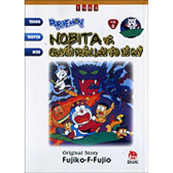 Doraemon Tranh Truyện Màu - Tập 6