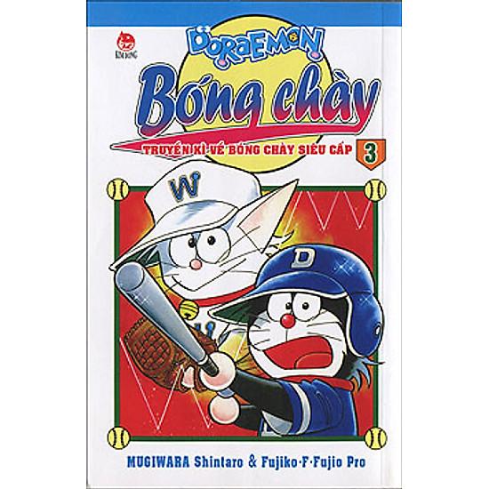 Doraemon Bóng Chày (Phiên Bản Mới) – Tập 3
