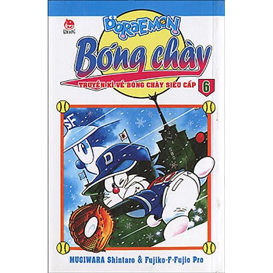 [Download sách] Doraemon Bóng Chày (Phiên Bản Mới) - Tập 6