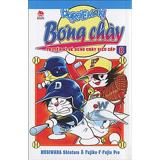 Doraemon Bóng Chày (Phiên Bản Mới) – Tập 8