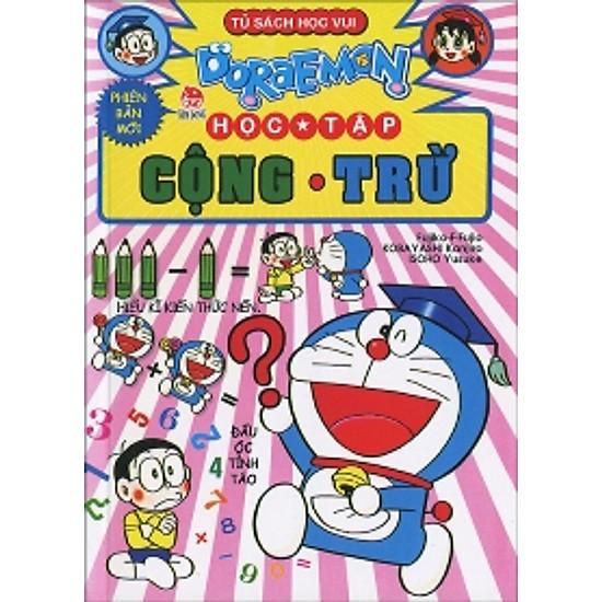 Doraemon Học Tập: Cộng Trừ (Tái Bản 2015) - EBOOK/PDF/PRC/EPUB