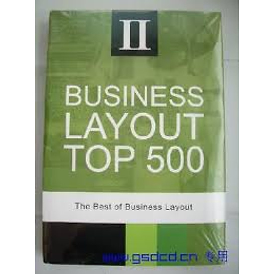 Business Layout Top 500 – II