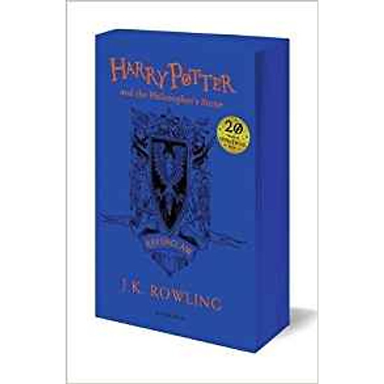 Harry Potter And The Philosopher's Stone – Ravenclaw Edition - TR