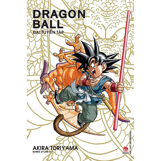 Download sách Artbook Dragon Ball - Đại Tuyển Tập (Phiên Bản Bìa Cứng)