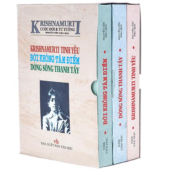 [Download Sách] Krishnamurti - Cuộc Đời & Tư Tưởng (Trọn Bộ 3 Tập)