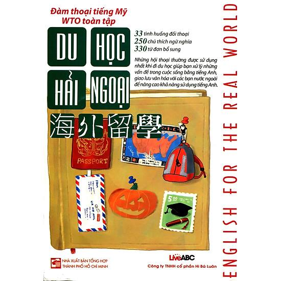 [Download Sách] Đàm Thoại Tiếng Mỹ WTO Toàn Tập - Du Học Hải Ngoại (Kèm CD)
