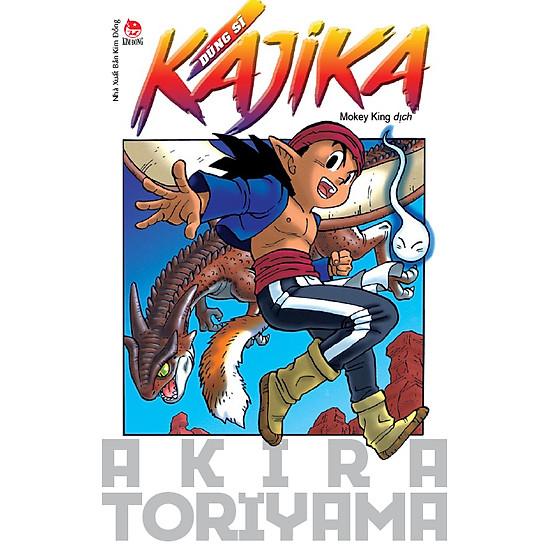 Tuyển Tập Akira Toriyama – Dũng Sĩ Kajika