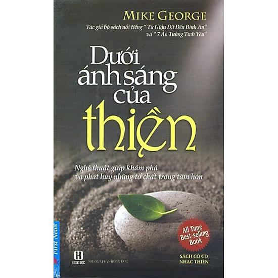 Download sách Dưới Ánh Sáng Của Thiền (kèm 1CD) (Tái Bản 2017)