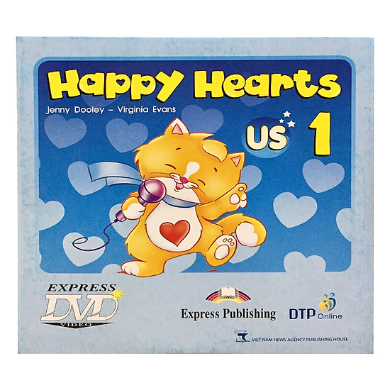 Happy Hearts US 1 DVD