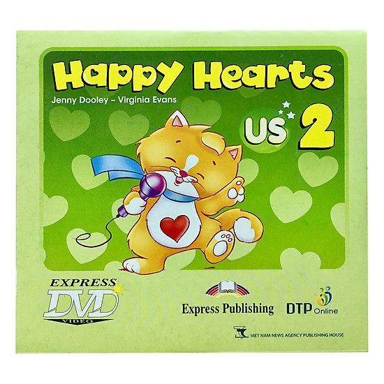 Happy Hearts US 2 DVD
