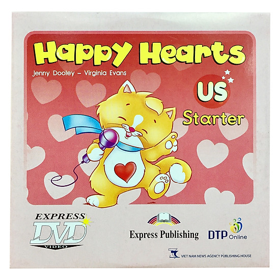 Happy Hearts US 0 DVD