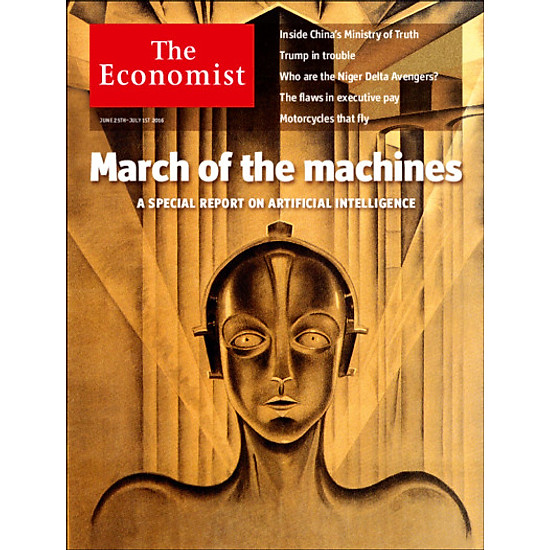 [Download Sách] The Economist: March Of The Machines - 26
