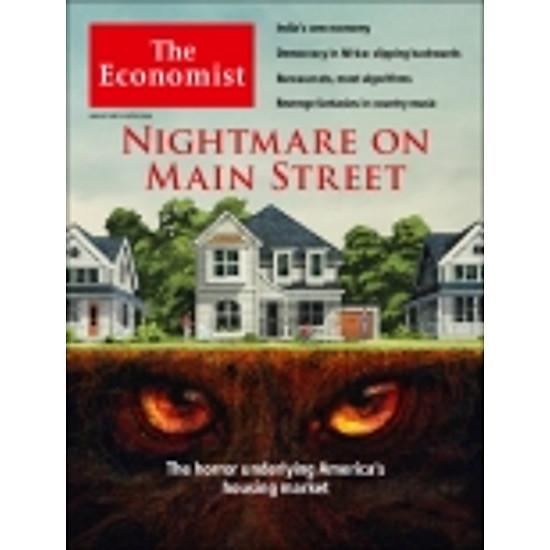 The Economist: Nightmare On Main Street – 34