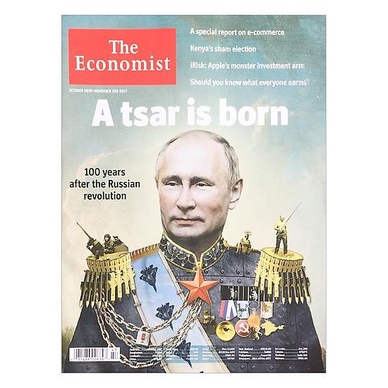 The Economist: A Tsar Is Born - 43 - EBOOK/PDF/PRC/EPUB