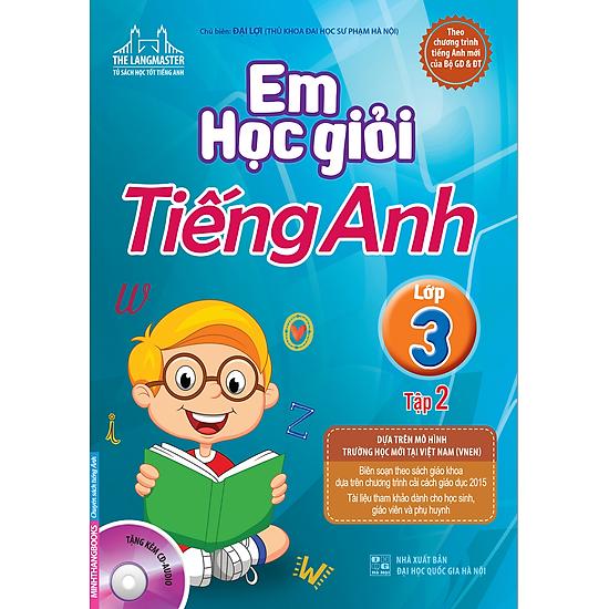 Em Học Giỏi Tiếng Anh Lớp 3 (Tập 2)