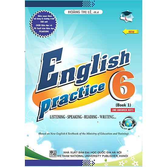 Download sách English Practice 6/1 (No Answer Key)