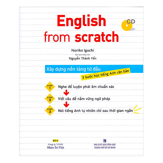 Download sách English From Scratch (Kèm CD)