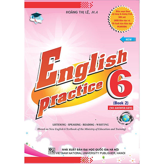 English Practice 6 Book 2 (No Answer Key)