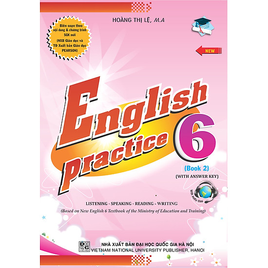 English Practice 6 Book 2 (With Answer Key)