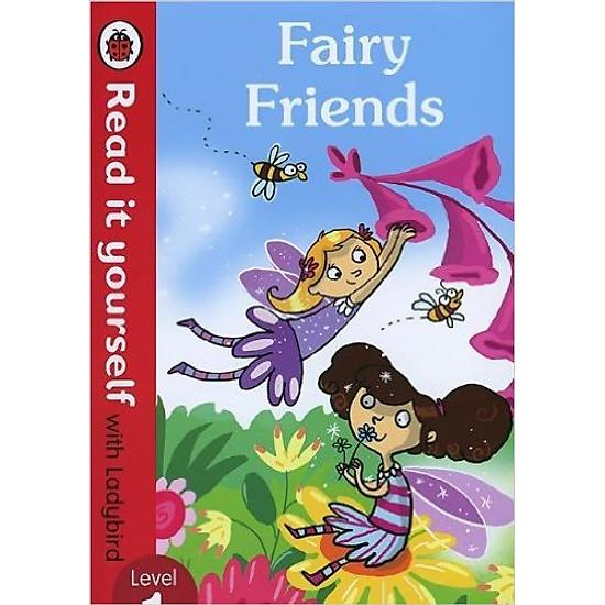 Read It Yourself Fairy Friends