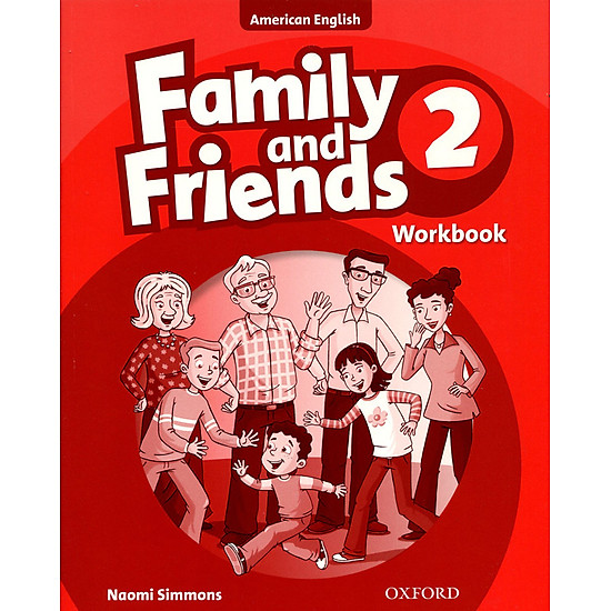 Family And Friends American (Edition 2): Workbook