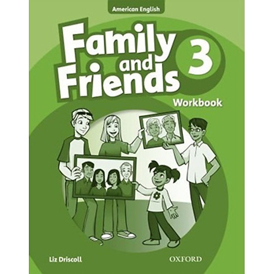Family And Friends American (Edition 3): Workbook