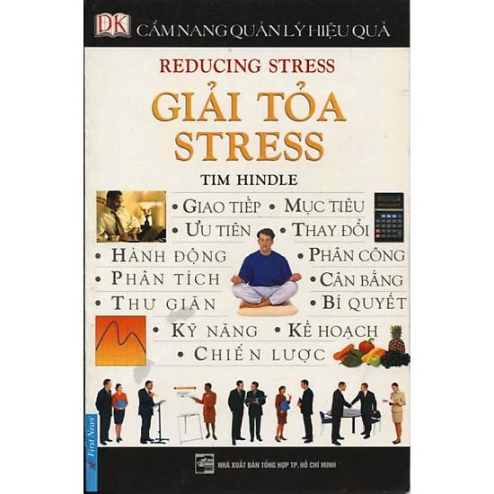 Cẩm Nang Quản Lý Hiệu Quả: Giải Tỏa Stress