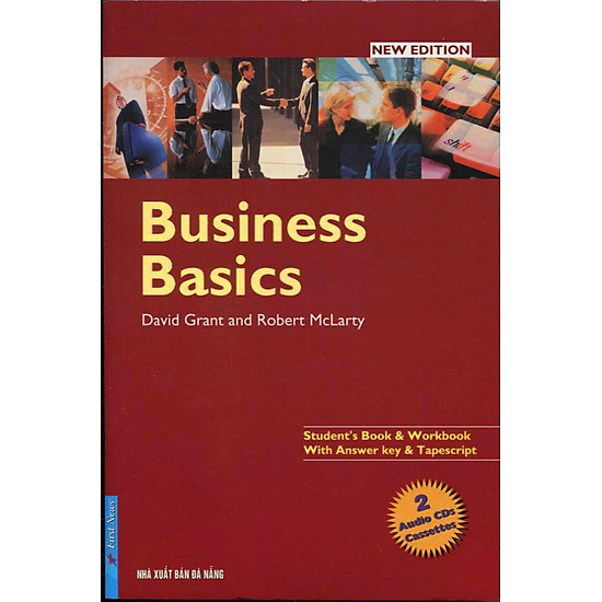 Business Basics (Business Basics, David Grant And Robert Mclarty)