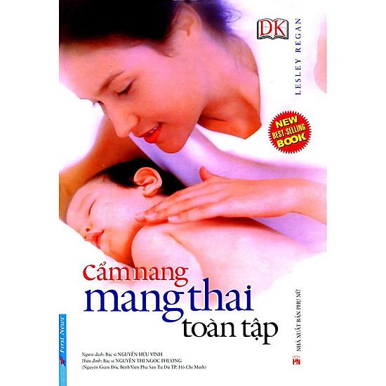 Cẩm Nang Mang Thai Toàn Tập (Tái Bản)