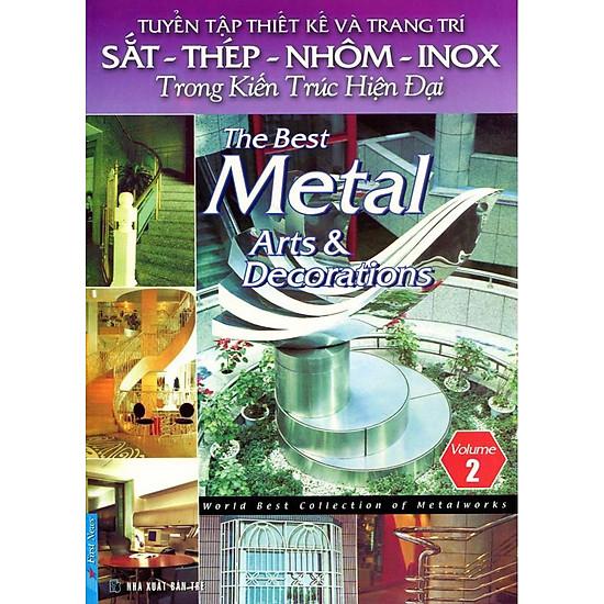 Tuyển Tập Các Thiết Kế & Trang Trí Bằng Sắt Thép Nhôm Inox 2