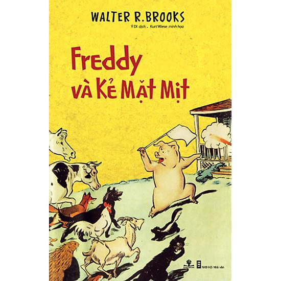 Freddy và Kẻ Mặt Mịt