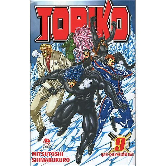 Toriko - Tập 9