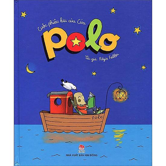 [Download Sách] Cuộc Phiêu Lưu Của Cún Polo