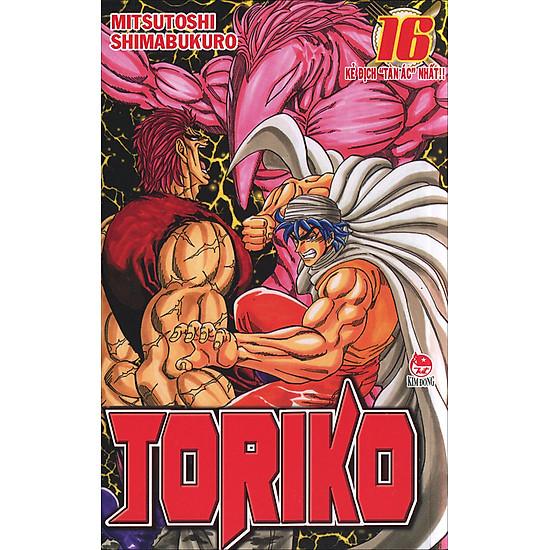 Toriko - Tập 16