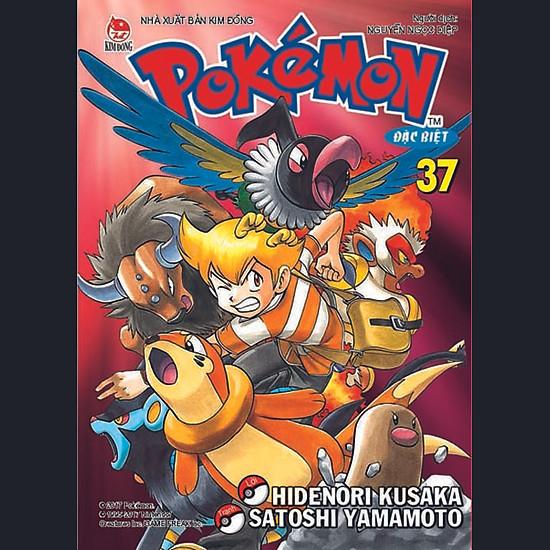 Pokemon Đặc Biệt – Tập 37