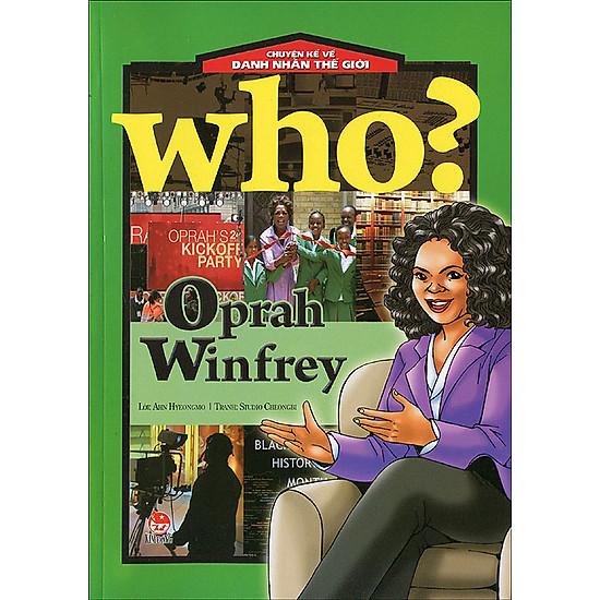 [Download Sách] Chuyện Kể Về Danh Nhân Thế Giới - Oprah Winfrey